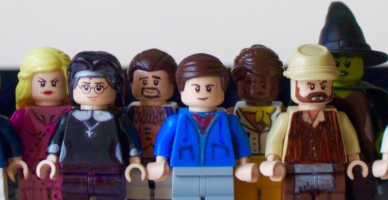 Putting It Together!  More Broadway-Inspired Lego Creations From Jack Abrams
