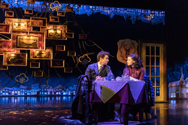 Photo Flash: New Musical GROUNDHOG DAY Opens At The Old Vic