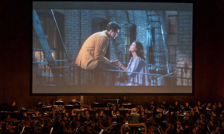 New York Philharmonic To Provide Live Music For WEST SIDE STORY and MANHATTAN Film Screenings