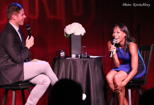 Photo Flash: Show Biz After Hours With Frank DiLella at Birdland!