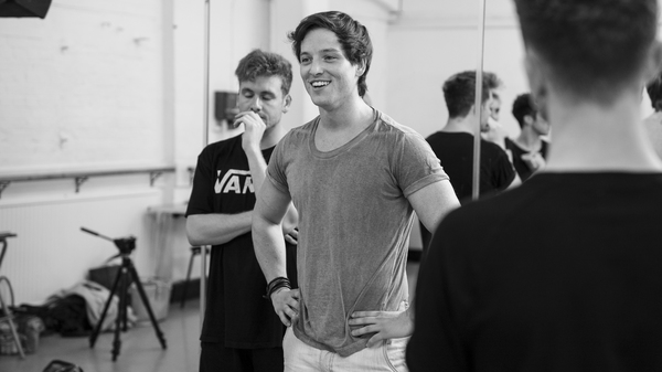 Photo Flash: In Rehearsal With New Rock Musical 27