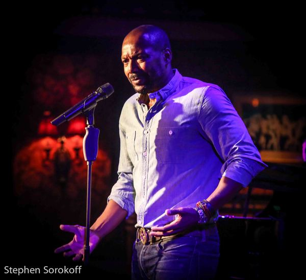 Photo Coverage:  T. Oliver Reid Brings MADE IN AMERICA To  Feinstein's/54 Below