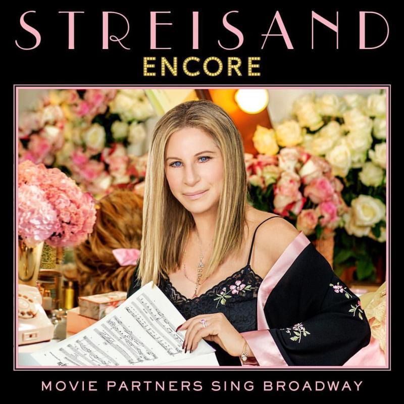 BWW Exclusive World Premiere: Watch Barbra Streisand & Chris Pine Take on MY FAIR LADY on Her ENCORE Album!