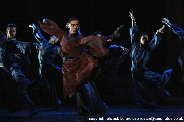 Photo Coverage: First Look at Shanghai Ballet's ECHOES OF ETERNITY at ENO