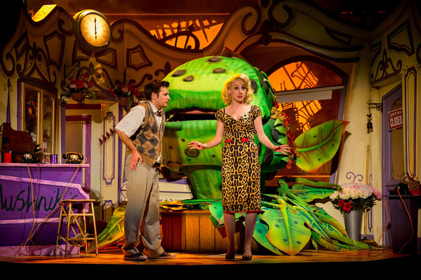 Photo Flash: LITTLE SHOP OF HORRORS Comes To Lichfield Garrick
