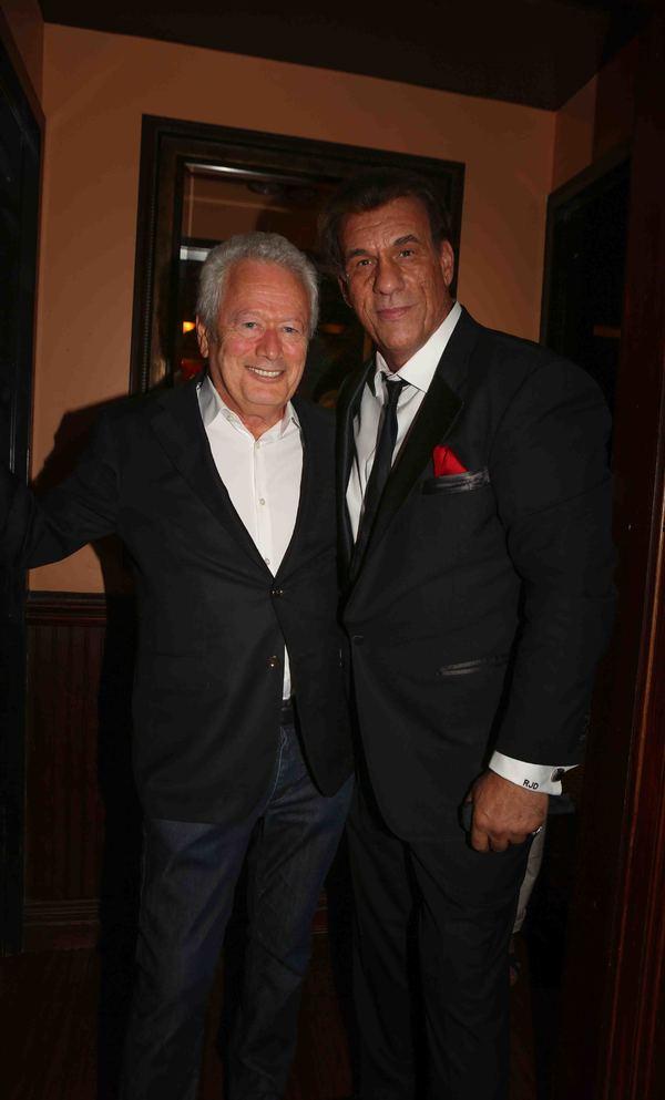 Photo Coverage: Robert Davi Sings Sinatra Debuts at Feinstein's/54 Below