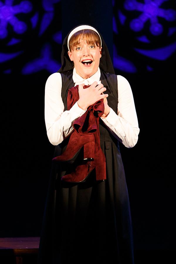 Lael Van Keuren as Sister Mary Robert