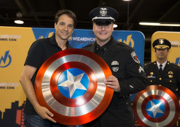 Ralph Macchio, Officer Nick Koletsos