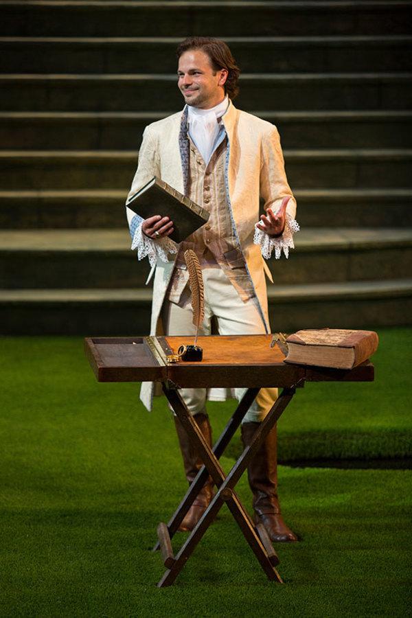Jonny Orsini as Ferdinand, King of Navarre