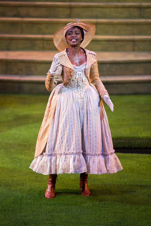 Pascale Armand as Rosaline Photo