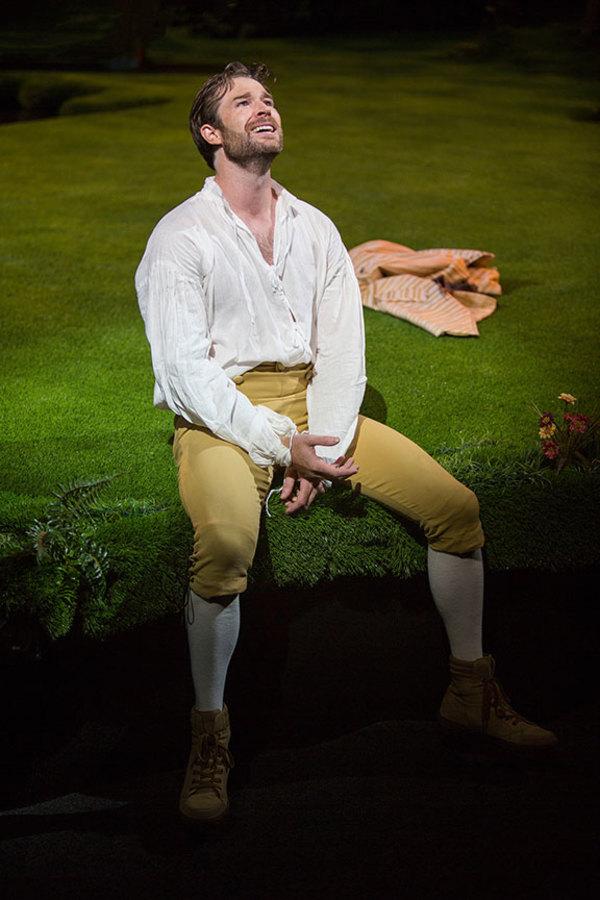 Kieran Campion as Berowne
