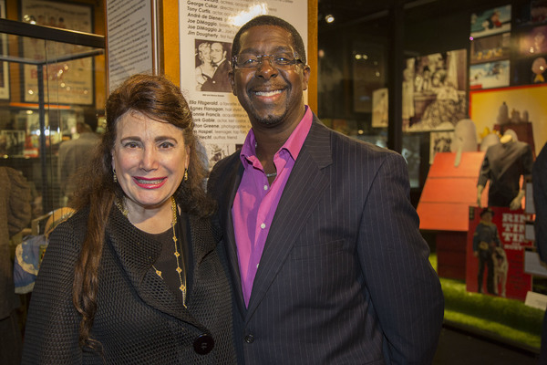 Donelle Dadigan and celebrated former child spokesman Rodney Allen Rippy