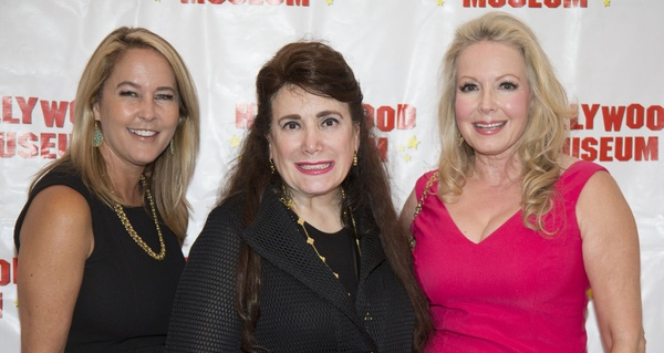 Erin Murphy (Tabitha/Bewitched), Donelle Dadigan and Kym Karath (Gretl Von Trapp/Sound of Music)