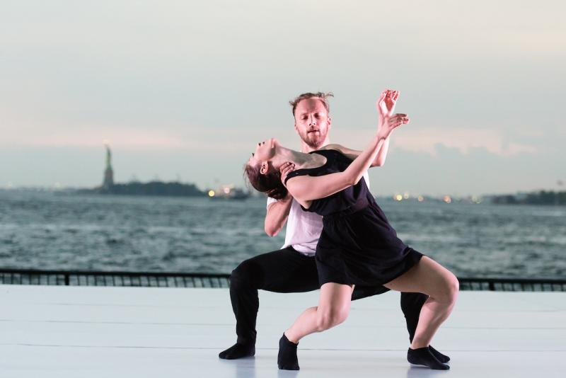 BWW Review: BATTERY DANCE FESTIVAL Continues to Enthrall