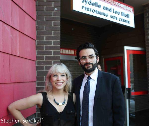 Lauren Marcus & Joe Iconis