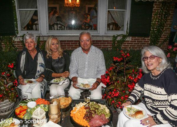 Mary Ann Quinson, Bruno Quinson, Jamie deRoy