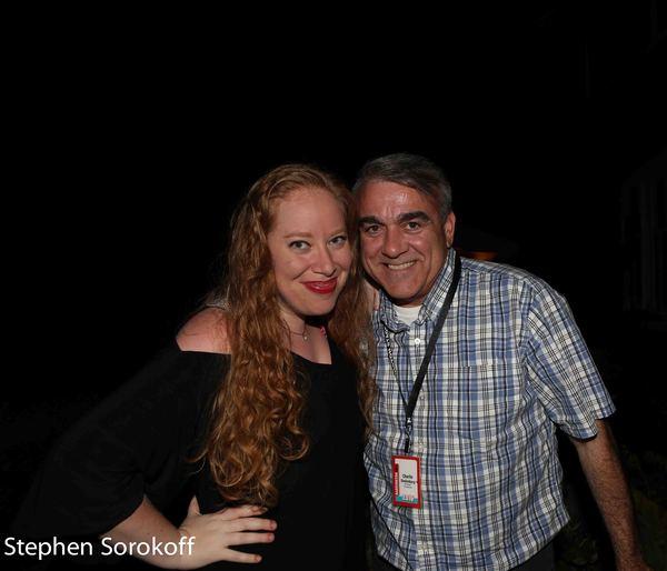 Jennifer Ashley Tepper, & Charlie Siedenburg Photo