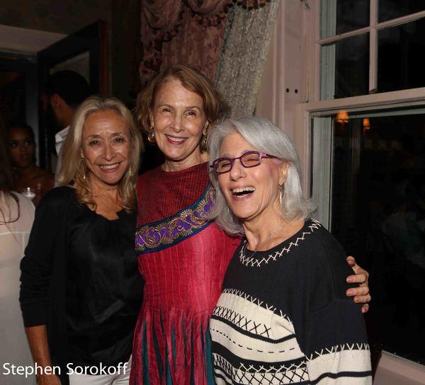 Eda Sorokoff, Reba Evenchik, Board, Jamie deRoy