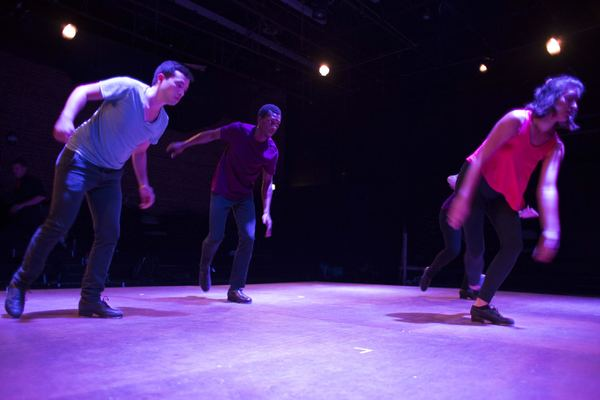 Martin Bronson, Zada Cheeks, and Megan Davis Photo
