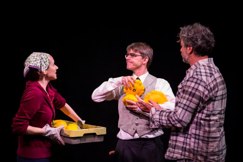 BWW Review: Bountiful Storytelling in Surreal DUELS at 12th Avenue Arts