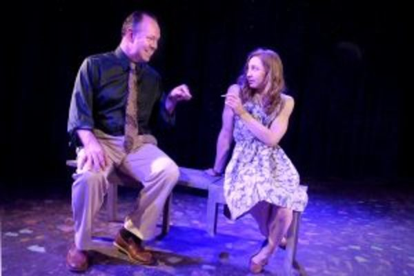 Photo Flash: Electric Footlights' DON'T ASK ABOUT BECKET Opens