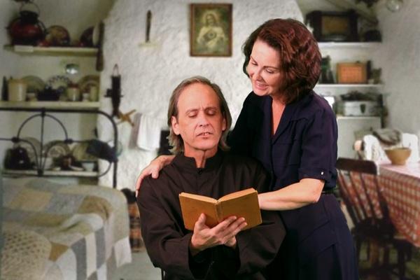 Scott Latham and Marcia Carroll