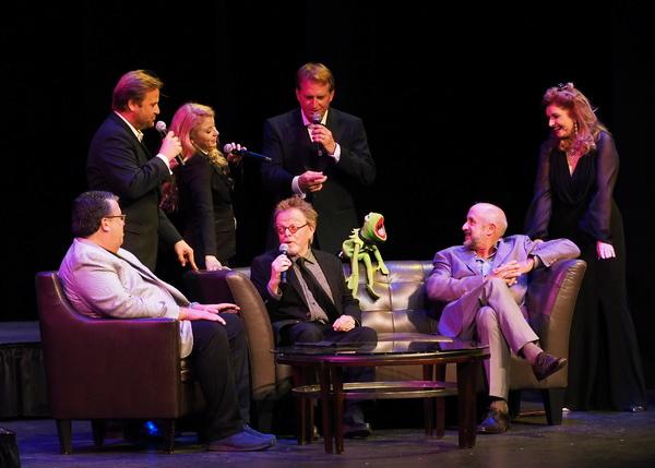 David Bossert, James C. Mulligan, Carly Bracco, Paul Williams, Kermit The Frog, Rex Smith, Roy P. Disney, and Morgan Brittany