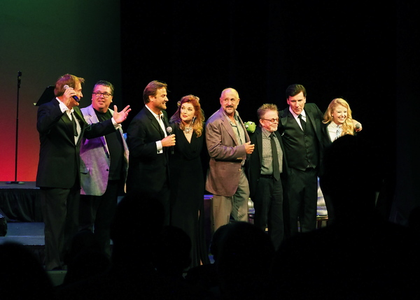 Rex Smith, David Bossert, James C. Mulligan, Morgan Brittany, Roy P. Disney, Kermit The Frog, Paul Williams, Paul Boland, and Carly Bracco