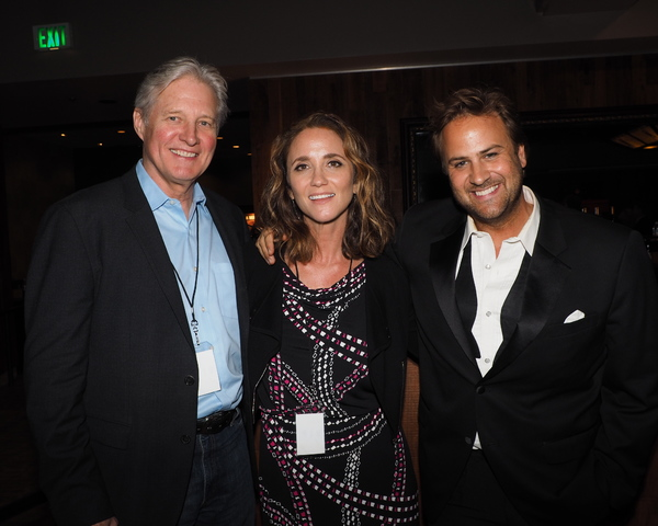 Bruce Boxleitner, Verena King, and James C. Mulligan