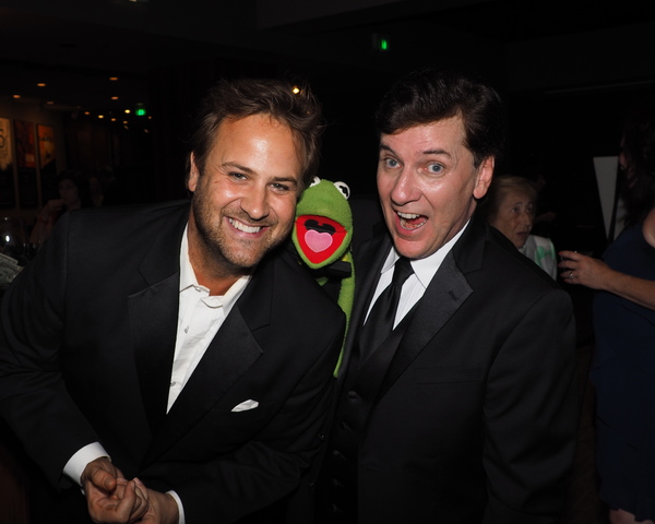 James C. Mulligan, Kermit The Frog, and Paul Boland