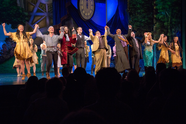Photo Coverage: FINDING NEVERLAND Takes Final Bows Before ...