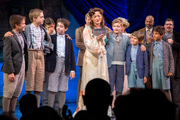 Eli Tokash, Jackson Demott Hill, Alex Dreier, Laura Michelle Kelly, Christopher Paul  Photo