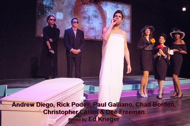 BWW Review: DRAMA QUEENS FROM HELL - A PC Sunset Blvd. Gone Awry