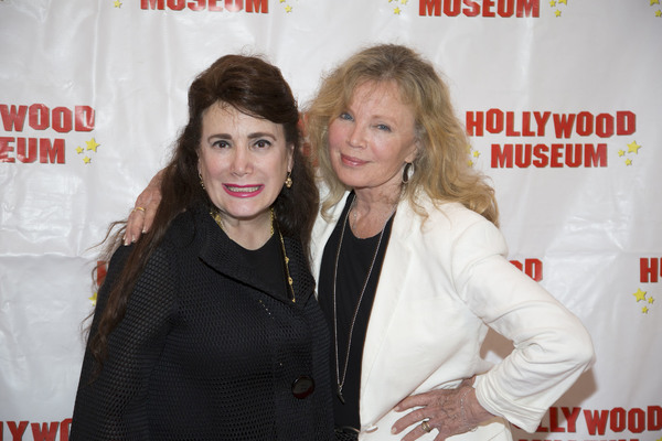 Donelle Dadigan and Marta Kristen (Judy Robinson/Lost in Space)
