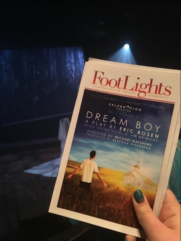 This past semester at Chapman, I saw Dream Boy at Celebration Theatre in LA for $15 thanks to TodayTix!