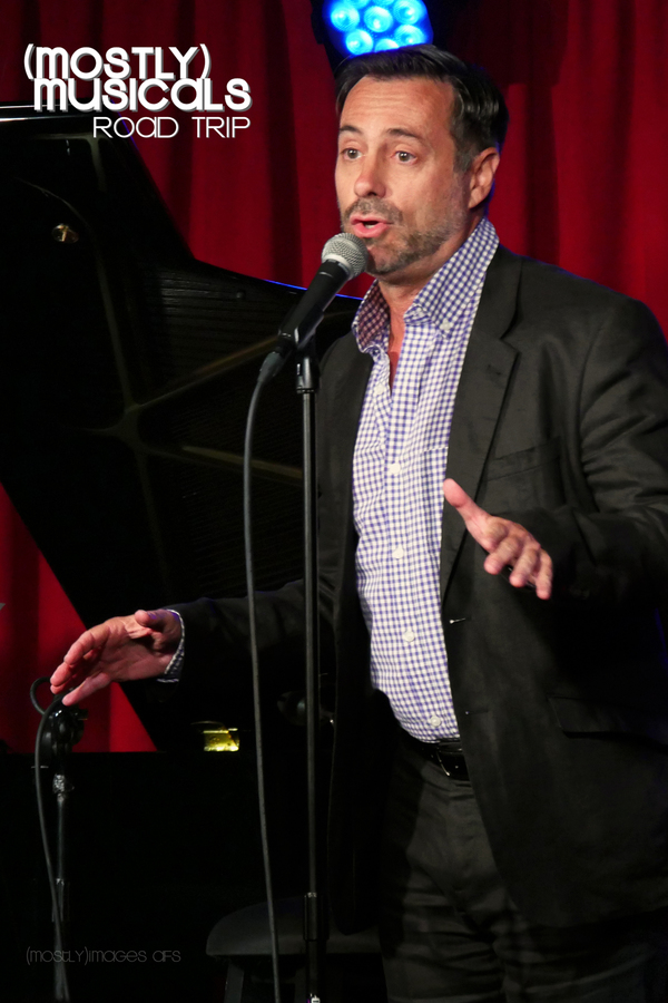 Photo Coverage: (mostly)musicals Takes a ROAD TRIP at the E Spot Lounge