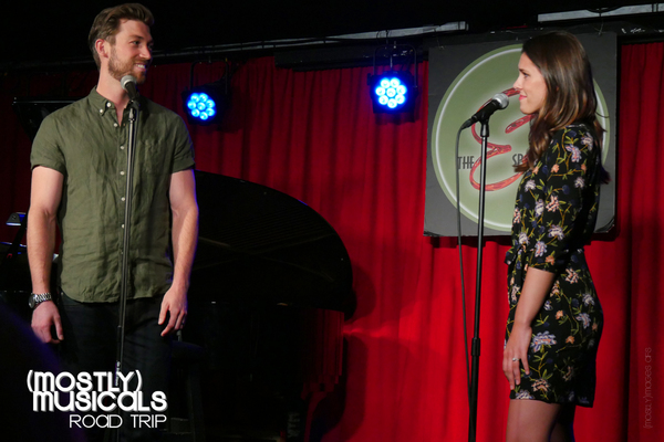 Derek Carley and Jenna Carley