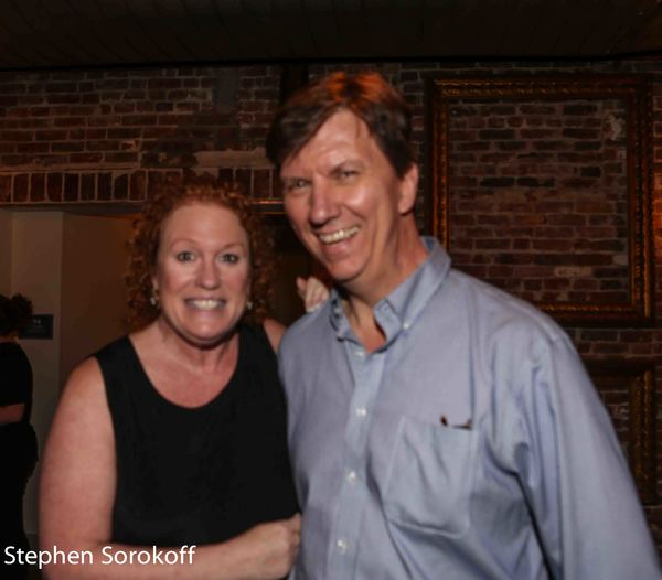 Peggy Farr Wilson & Tristan Wilson