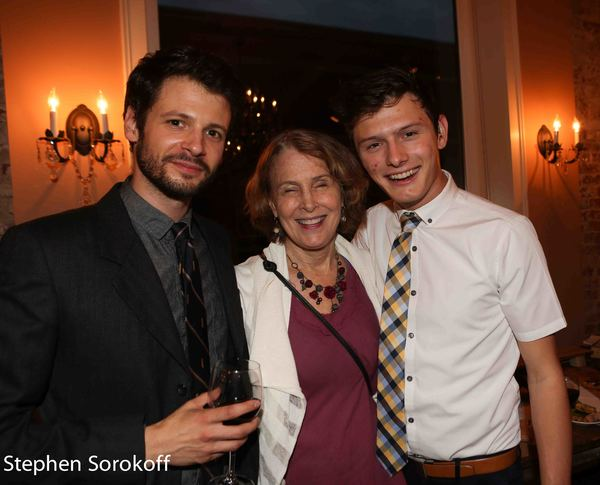 Photo Coverage: Inside Opening Night of TRIBES at Barrington Stage Company