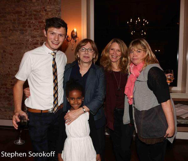 Joshua Castille, Julianne Boyd, Naomi Kunken, Candace Broecker Penn, Jenn Thompson, Photo