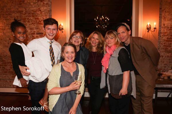 Naomi Kunken, Joshua Castille, Deirdre Madigan, Julianne Boyd, Candace Broecker, Penn Photo