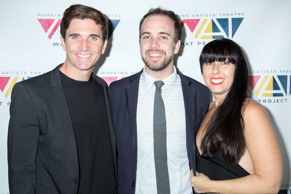 Photo Coverage: Working Artists Theatre Project's GREGORIAN Celebrates Opening Night