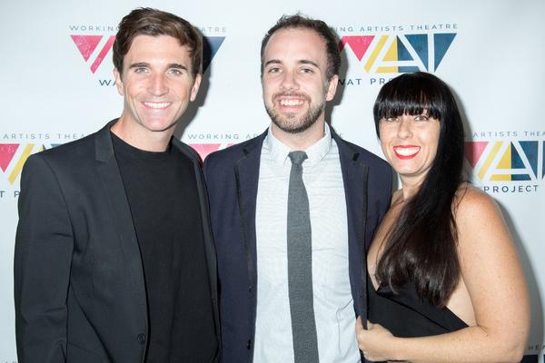 Charlie Sutton, Matthew Greene, Jessica Dermody Photo