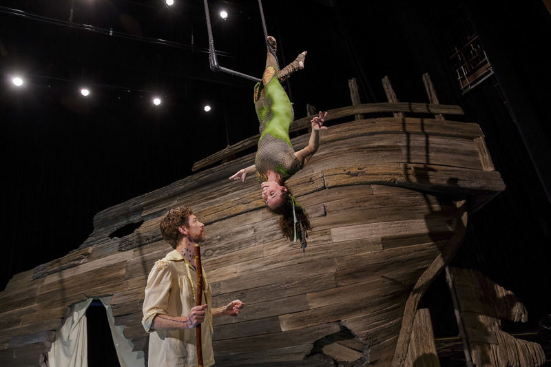 BWW Review: THE TEMPEST Astonishes with Quality