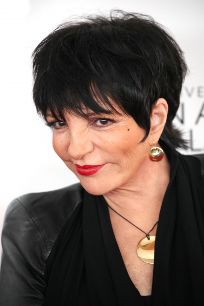 Liza Minnelli Saves the Day at Michael Feinstein Concert