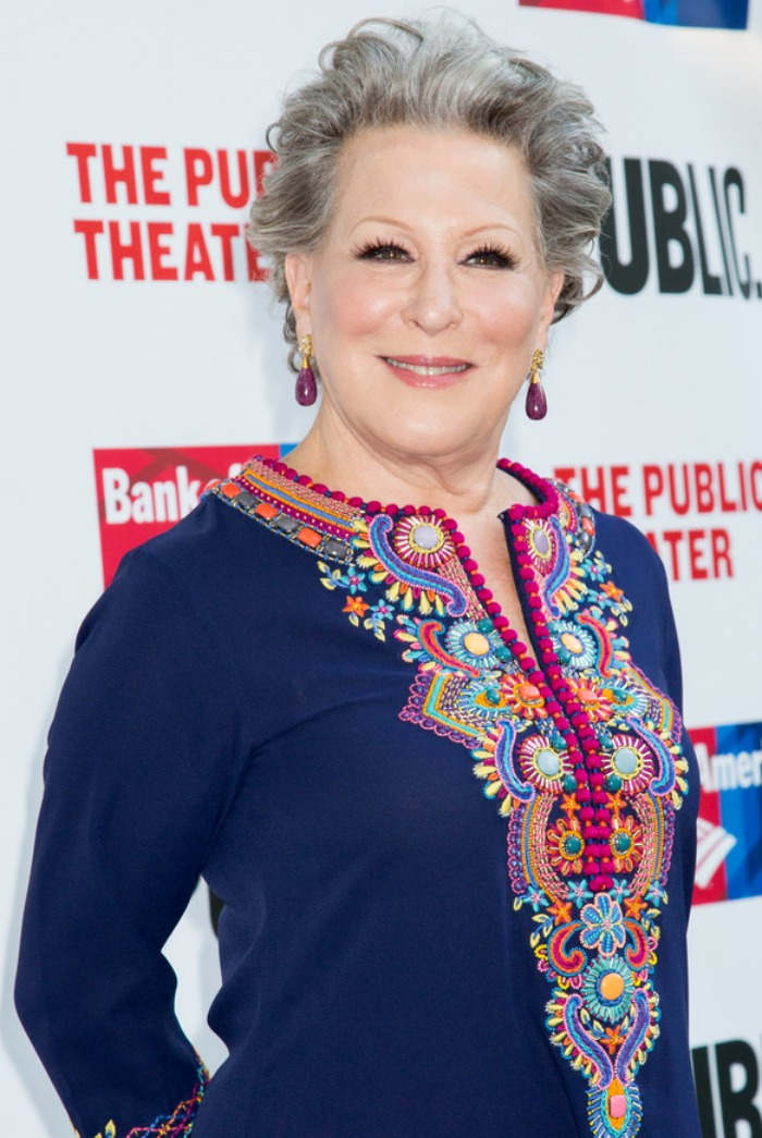 VIDEO: Bette Midler On Gender Relations, Planting Trees and The Challenge of HELLO, DOLLY!
