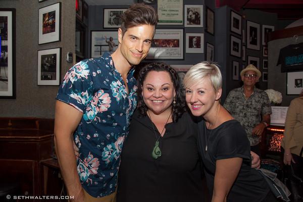 Keala Settle, Andrew Briedis, Sarah Marie Jenkins Photo