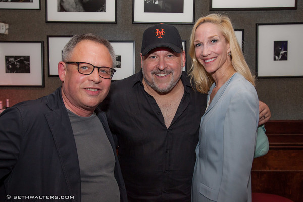 Frank Wildhorn, Bill Condon, Blair Ross