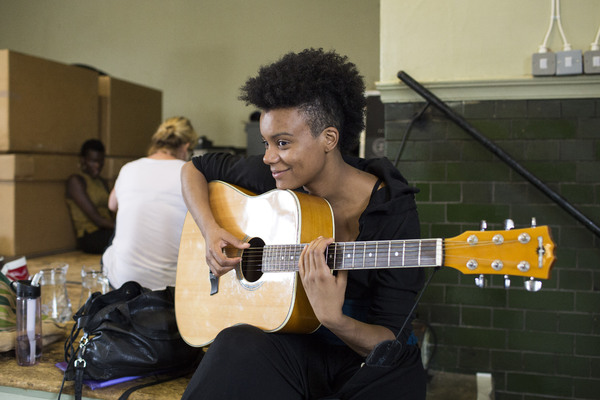 Photo Flash: In Rehearsal with THE DONMAR SHAKESPEARE TRILOGY