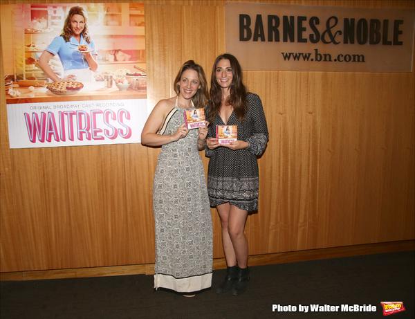 Jessie Mueller and Sara Bareilles